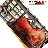 Maestro Old spruce Stradi 4/4 Full Size Violin D Z Strad Model 509 Powerful tone Antique Varnish