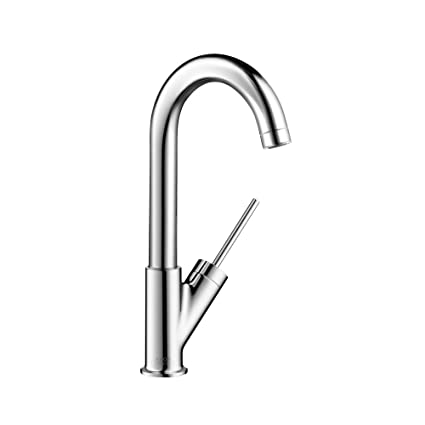 Buy Hansgrohe 10826001 Starck Bar Kitchen Faucet, Chrome Online at ...