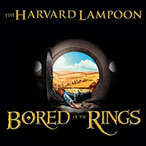Bored of the Rings Audiobook