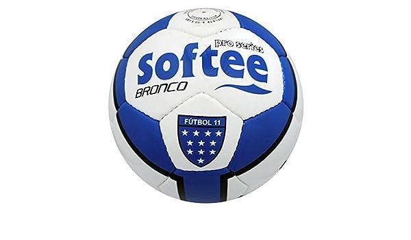 Softee Equipment Balón Fútbol 11 Bronco Limited Edition: Amazon.es ...