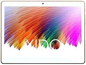 Tablet PC XIDO 25,7 cm (10,1 pulgadas) (Chipbox A31s 4 x 1, 2 GHz, 1 GB de RAM, memoria interna de 16 GB, cámara de 2 x, externo 3 G, WiFi, Android 4.2, Bluetooth, HDMI, mini USB) portátil 7 8 9
