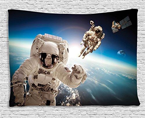 Tapestry Ambesonne Cosmonaut Astronomy Atmosphere