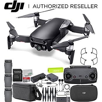 DJI Mavic Air Drone Quadcopter FLY MORE COMBO Bundle (Onyx Black)