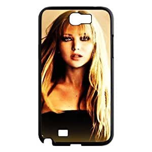D-PAFD Diy Phone Case Jennifer Lawrence Pattern Hard Case For Samsung Galaxy Note 2 N7100