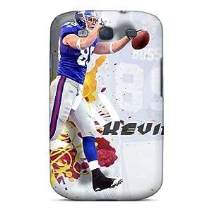 LisaSwinburnson Samsung Galaxy S3 Bumper Hard Phone Cases Provide Private Custom Attractive New York Giants Pictures [AOq10169FIkl] WANGJING JINDA
