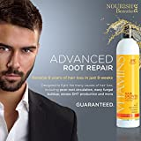 Hair-Loss-Shampoo-VITAMINS-Natural-DHT-Blocker-Treatment-for-Faster-Regrowth-in-Men-Women-Best-Product-for-Alopecia-Thinning-Hair-Growth-Restoration-GUARANTEED-10oz-2-Month-Supply