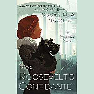 Mrs. Roosevelt's Confidante Audiobook