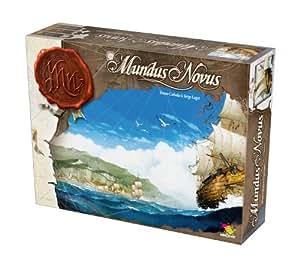 Mundus Novus Card Game