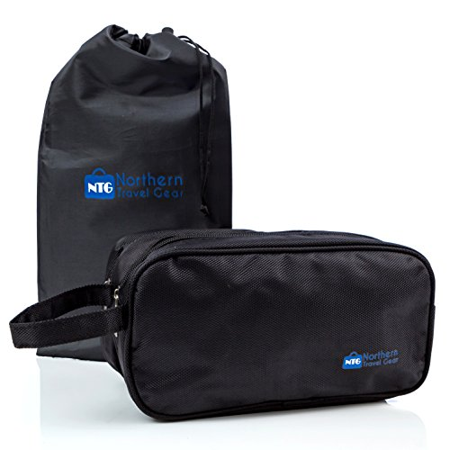 Northern Travel Gear Toiletry Bag Dopp Kit – Mens Toiletry Bag – Waterproof Shaving Dopp Kit – Toiletries Organizer – Durable with Multi Compartment by Northern Travel Gear