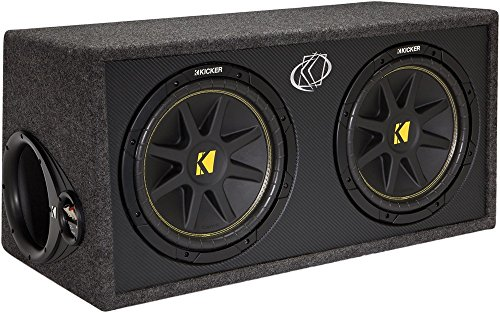 Kicker 10DC122 Enclosed Car Audio Subwoo - Enclosed Subwoofer Systems Shopping Results