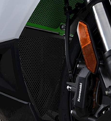 R&G(アールアンドジー) ダウンパイプグリルガード ブラック Ninja1000SX (20-)