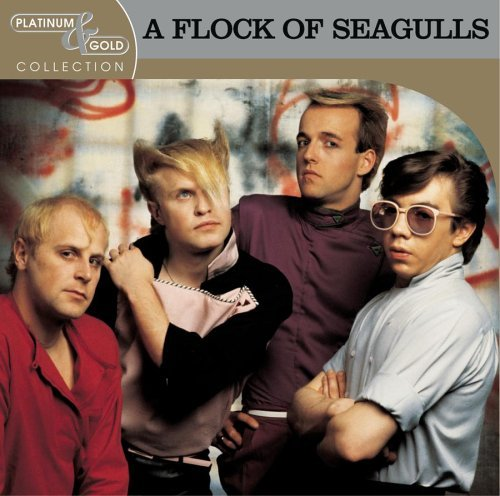 Platinum & Gold Collection by Flock of Seagulls
