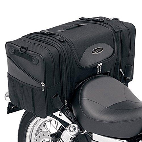 Luggage Saddlestow (Saddlemen SaddleStow TS3200DE Deluxe Tail Bag - HC-16-0036)