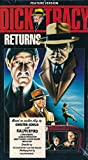 Dick Tracy Returns [VHS]