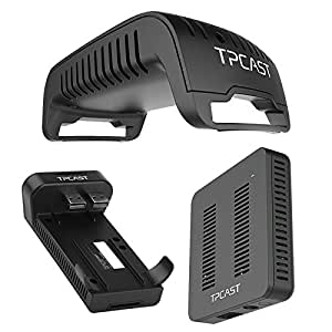 TPCAST Wireless Adapter for HTC Vive, 100% brand New and Original, Buy one Get One Free English Manual