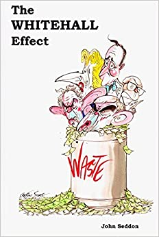 Book The Whitehall Effect: How Whitehall became the enemy of great public services and what we can do about it by John Seddon (2014-11-05)