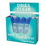 Tombow Liquid Aqua Glue Extra Strong with Two Tips - Pack of 10
