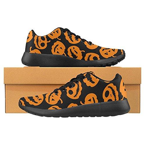 Casual Jogging 1 Running Comfort Women's Multi Shoes Sneaker Running Go Lightweight InterestPrint Walking Easy 84q5xFFO