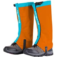 Outdoor Gaiters Durable Boot Gaiters Leg Gaiters for Hiking/Skiing