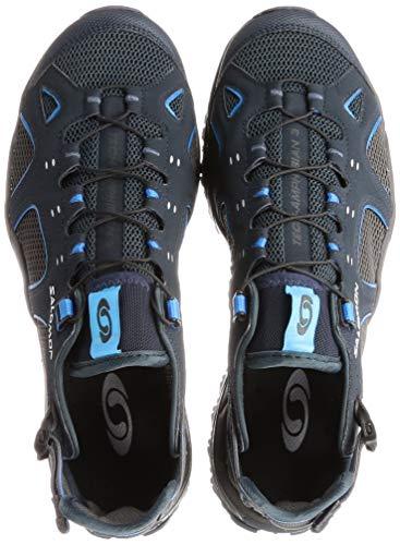 Pictures of Salomon Men's Techamphibian 3 L35678300 Deep Blue/Autobahn/Blue 2