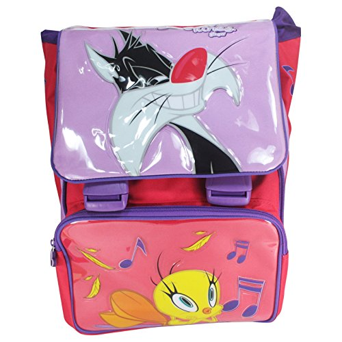 looney-toons-sylvester-et-tweety-sac-a-dos-pour-lecole-scolaire-cartable