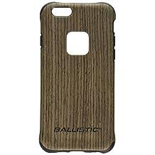 Ballistic UE1667B20N Case for iPhone 6/6S, Retail Packaging, Black