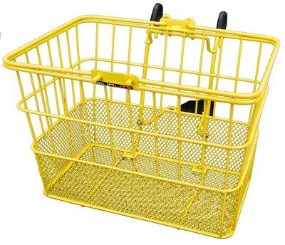 Sunlite Standard Mesh Bottom Lift-Off Basket w/Bracket, Yellow