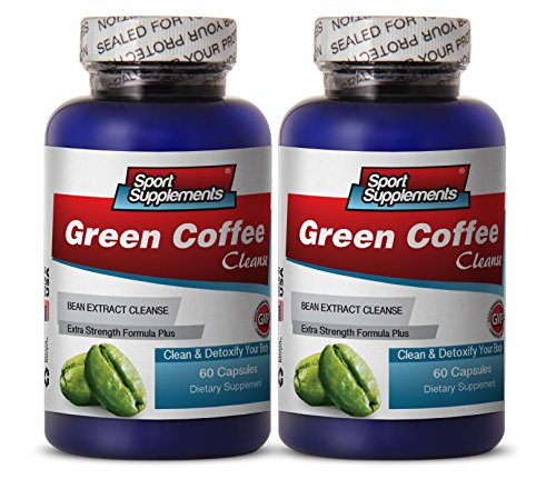 photo Wallpaper of Sport Supplement-Green Coffee   Green Coffee Cleanse 400mg -Black