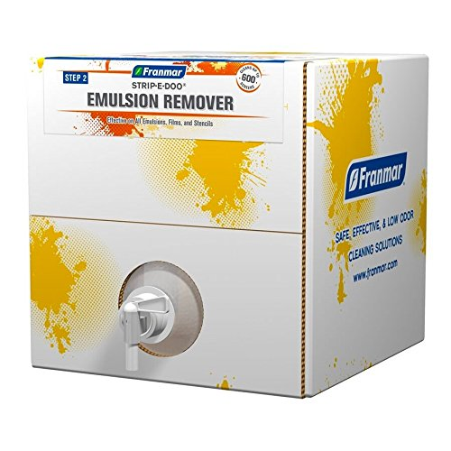 Franmar Strip-E-Doo Emulsion Remover (Gallon)