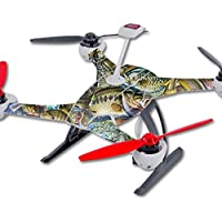 Skin For Blade 350 QX3 Drone – Action Fish Puzzle | MightySkins Protective, Durable, and Unique Vinyl Decal wrap cover | Easy To Apply, Remove, and Change Styles | Made in the USA