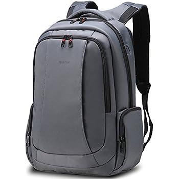 Uoobag KT-01 Business Laptop Backpack Water resistant Anti-theft Computer Bag 15.6 Dark Gray