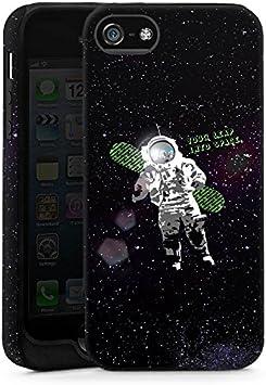 Apple iPhone 5S exterior Shell Militar carcasa astronauta ...