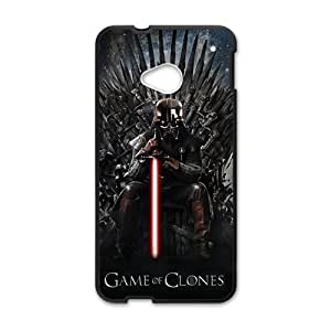 game of thrones star wars Phone Case for HTC One M7