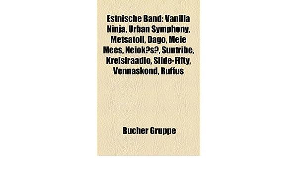 Estnische Band: Vanilla Ninja, Urban Symphony, Metsatoll ...