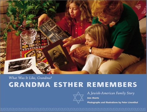 Download Grandma Esther Remembers (What Was It Like, Grandma) pdf epub