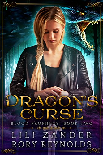 Dragon's Curse: A Reverse Harem Serial (Blood Prophecy Book 2)