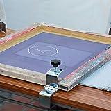 Caydo 10 x 14 Inch Large Aluminum Silk Screen