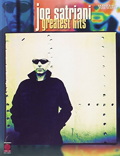 Cherry Lane Joe Satriani - Greatest Hits Guitar Tab Songbook (Joe Tabs Guitar Satriani)