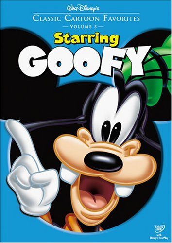 Classic Cartoon Favorites, Vol. 3 - Starring Goofy by Buena Vista Home Video