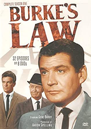 Burke'S Law: The Complete First Series [Dvd] KD_9898