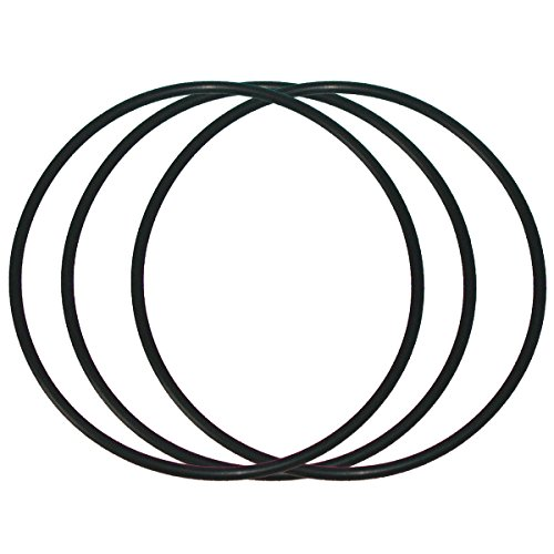 - KleenWater KW101 Compatible O-rings for Whirlpool WHKF-DWHBB, WHKF-DWHBB & American Plumber W10-PR, Replacement O-rings, Set of 3