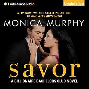 Savor Audiobook