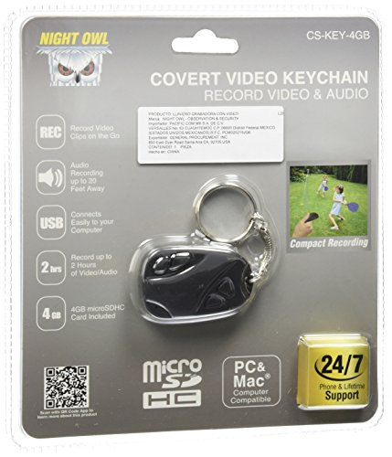 Night Owl Security CS Key 4GB Recorder