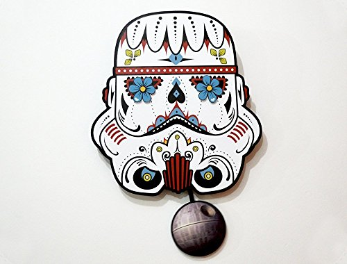 Big Sugar Skull Trooper Calavera