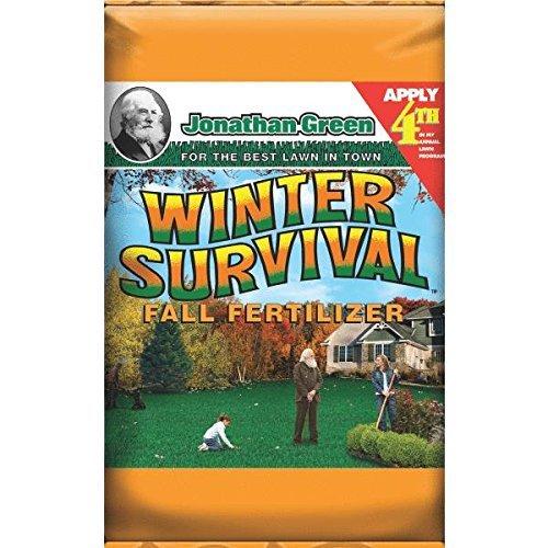Jonathan Green & Sons, Inc.–Winter Survival Fall Lawn Fertilizer,...