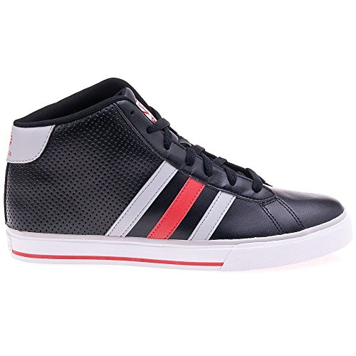 Adidas - SE Daily - Color: Bianco-Nero-Rosso - Size: 42.0