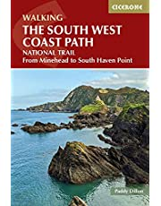Walking the South West Coast Path: National Trail from Minehead to South Haven Point