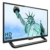 TV ELEMENT 19in LED 720P 60Hz Reacondicionado (Renewed)
