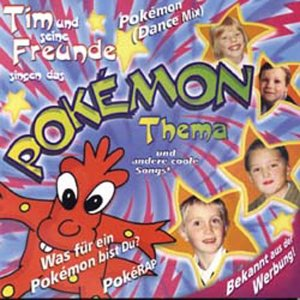 Tim und sein Freunde singen das Pokemon Thema