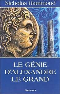 Le Génie d'Alexandre le Grand par Nicholas Hammond